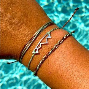 🌻Awesome Hand Made Three Piece Bracelet Set🌻